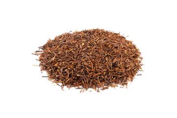 Heap of rooibos tea