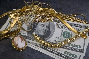 Scrap Gold is Worth money.