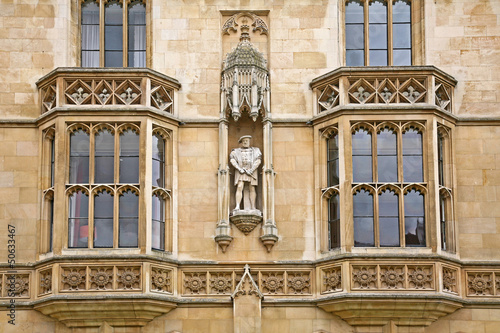 King's College,  Cambridge University,  King Henry VIII