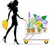 Flowers Shopping