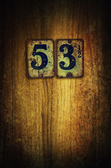 room 53 and a half