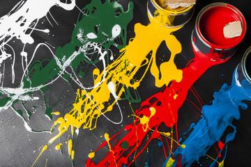 vernice splash