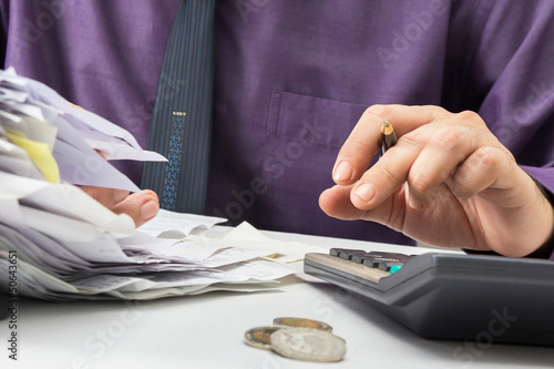 Working with receipts