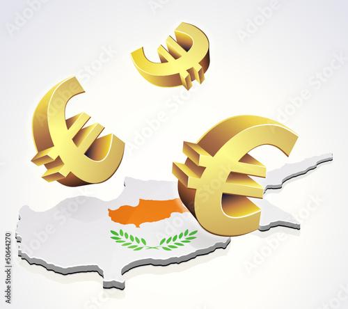Mouvement d'euros à Chypre
