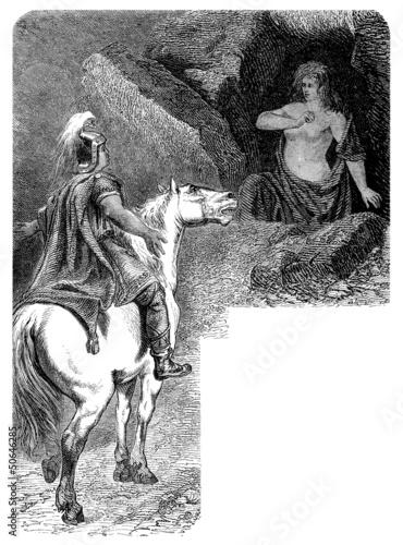 Hero : before Goddess Hell
