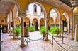 Museum Lebrija Palace (Palacio de Lebrija ), Sevilla,  Spain.
