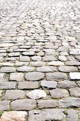 Old pavement