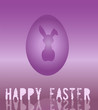 happy easter illustration,vector format