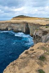 Scogliere di Gozo, Malta