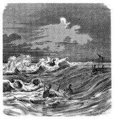 Drakkars : Shipwreck - Naufrage dans le Maelstrom