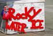 distributeur de boisson fraîche Rocky, Philadelphie