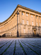 section of Royal Crescent , Bath