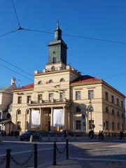 New town hall, Lublin, Poland