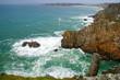 Pointe de Pen-Hir. Crozon peninsula, Brittany