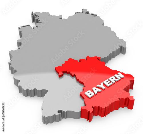 Bundesland Bayern