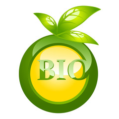 bottone biologico