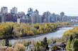 Calgary from McHugh Bluff Park