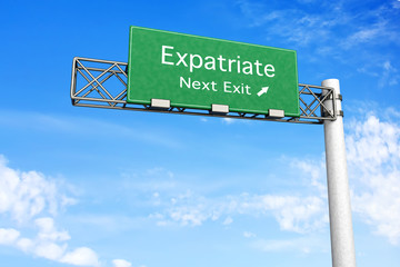 Nächste Ausfahrt - Expatriate