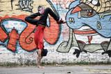 Fototapety Breakdance