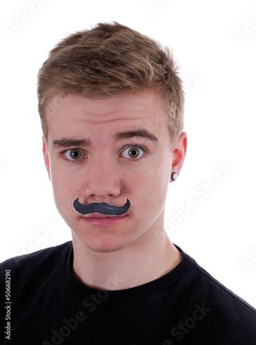Schnurrbart?