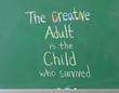 Inspiration Artistic Phrase