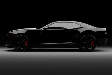 Чёрная машина 3