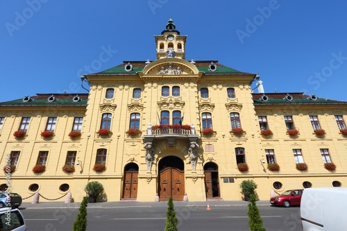 Szeged, Hungary - town hall