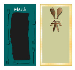 vettoriali per la ristorazione