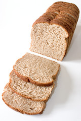 Pre sliced bread