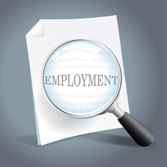 Searching for Employment