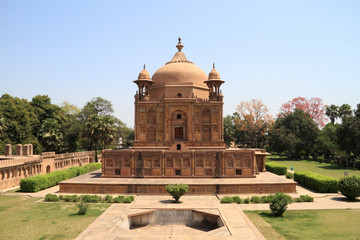 Historical Monument in Allahabad, Uttar Pradesh, India