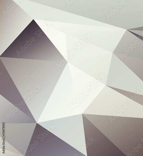 Light beige Geometric background vector eps 10