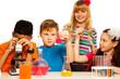 Science kids team