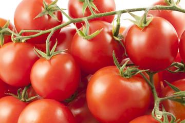 Grappolo di pomodori Pachino