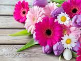 Fototapety Blumen - Dekoration