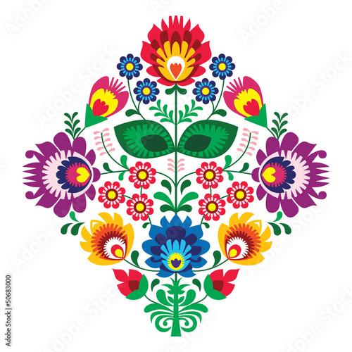 haft-ludowy-z-kwiatami-tradycyjny-polski-wzor