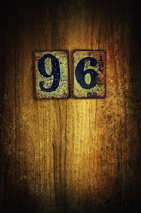 room 96 and a half