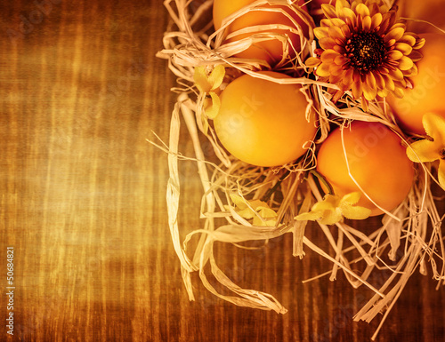 Beautiful Easter still life