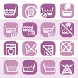color cleaning icons