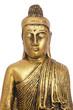 portrait of buddha figure