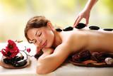 Spa Salon. Stone Massage. Dayspa poster