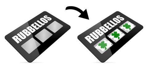 karte v3 rubbellos IV