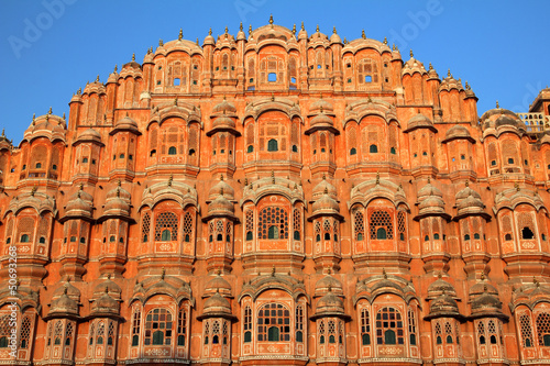 hawa mahal - palace of winds in India