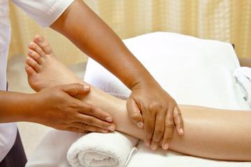 foot massage, spa foot treatment.