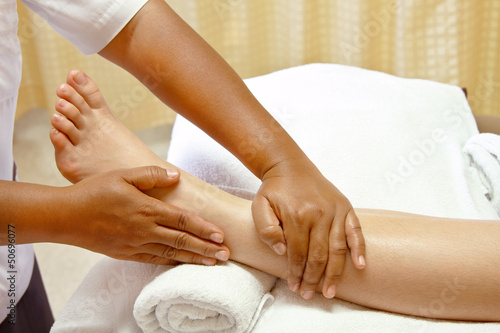 foot massage, spa foot treatment.