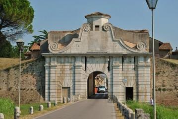 Porta Aquileia, Palmanova