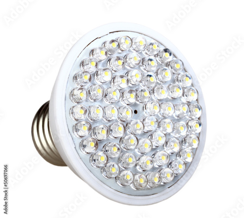 Cone energy-saving LED lamp