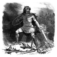Germanic God : Tyr