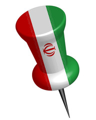 Pinnadel Iran
