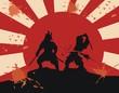 samurai - blood - fight (epic martial art) - 50701047